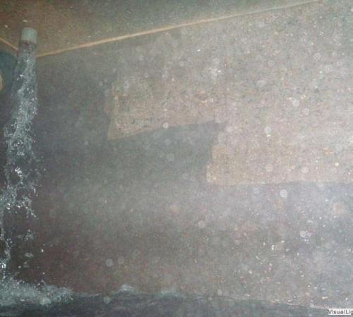 Reinigen bufferkelder Orka zwembadreparatie