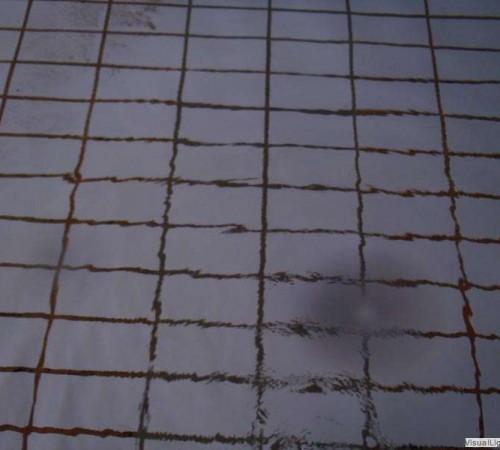 Tegelreparatie ondiep golfbad Orka zwembadreparatie